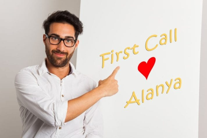 First Call loves Alanya